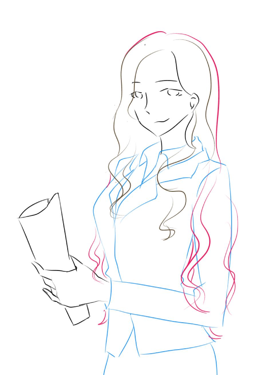 美女老师何雅